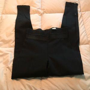 Zara zipper leggings